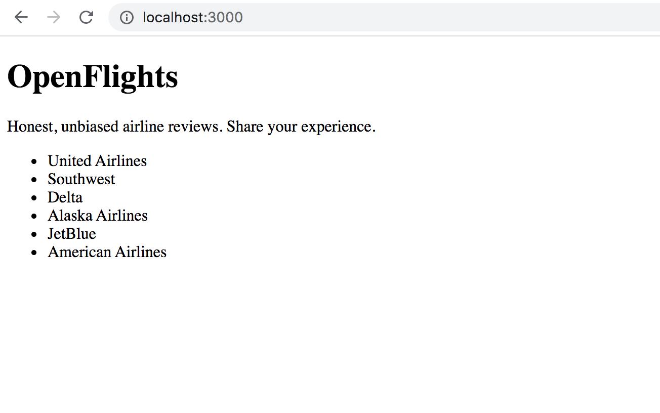 Airlines Unorganized List